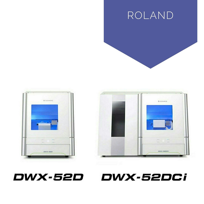 Станок фрезерный DWX-51d (Roland)