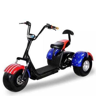 City-e-Scooter dreirad ohne Straßenzulasung!!!