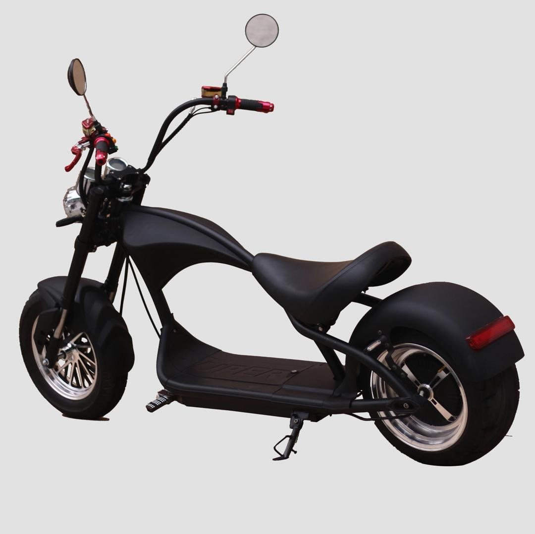 City-e-Scooter 2019 Modell X12 ab Juli mit EEC in Deutschland