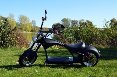 City-e-Scooter 2019 Modell M1 1500 W und 2000 W mit EEC/COC