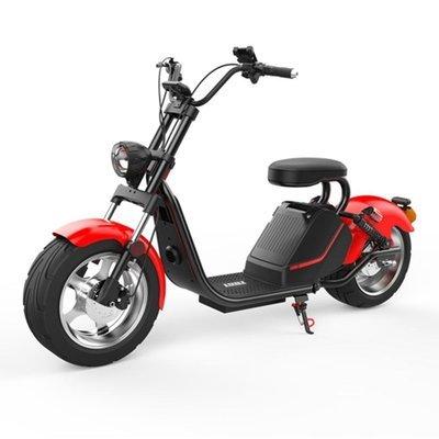 vorfür E-Scooter Modell HL 3.0 mit COC Farben glänzend