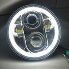 """LED 5,75"""" Zoll Hauptscheinwerfer mit E kennzeichnen"""