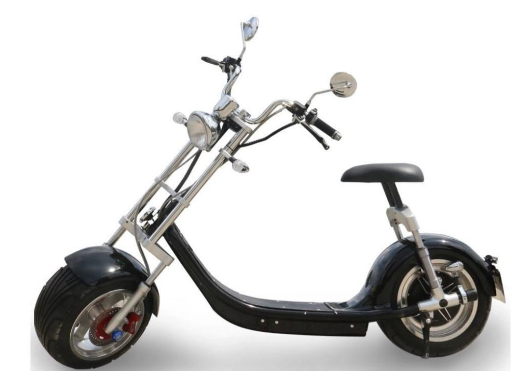 City-e-Scooter Model N5 mit EEC