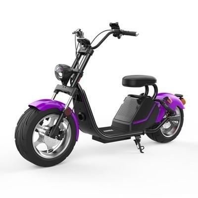 City-e-Scooter Vermietung