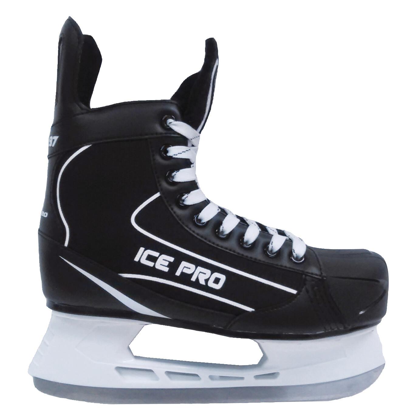 Patin hockey Ice Pro 97 senior noir