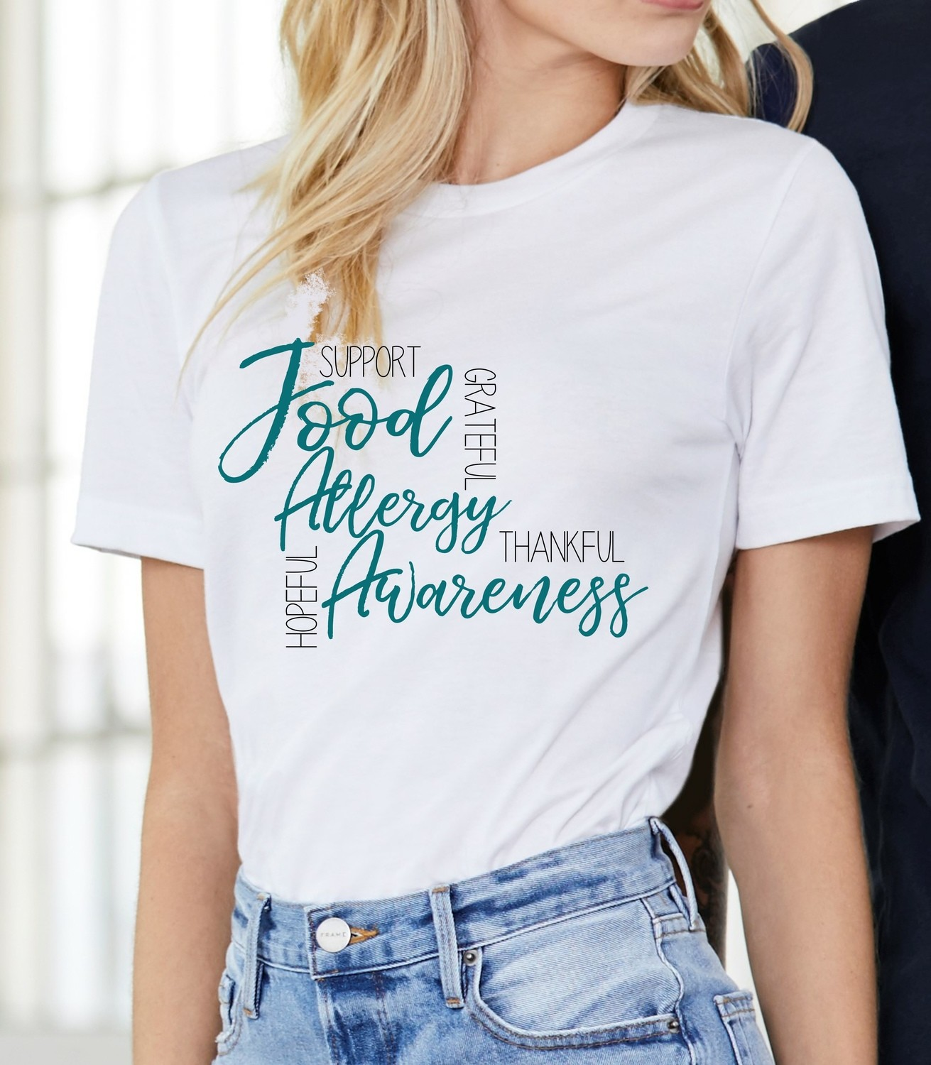 Food Allergy Awareness (Grateful, Hopeful, Thankful)