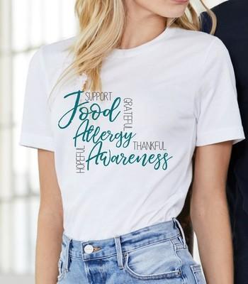 Food Allergy Awareness (Grateful, Hopeful, Thankful)
