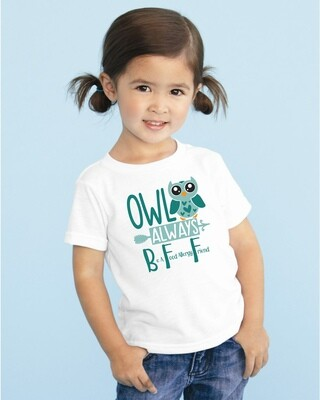 Owl Always Be A Food Allergy Friend