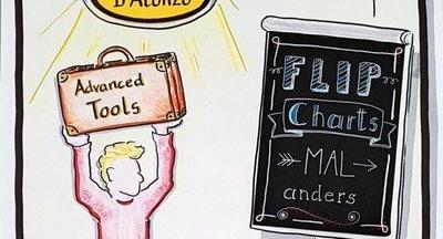 Seminar: Flipchartgestaltung Advanced
