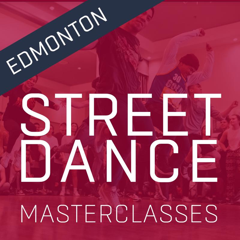 Edmonton | Streetdance Masterclasses 00080