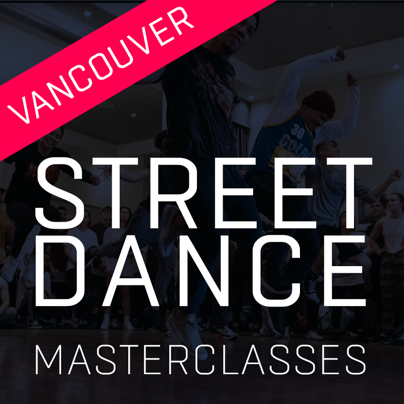Vancouver   Streetdance Masterclasses 00081