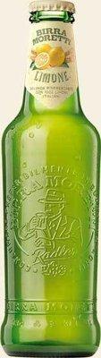 Birra Moretti Lemon 0,33l