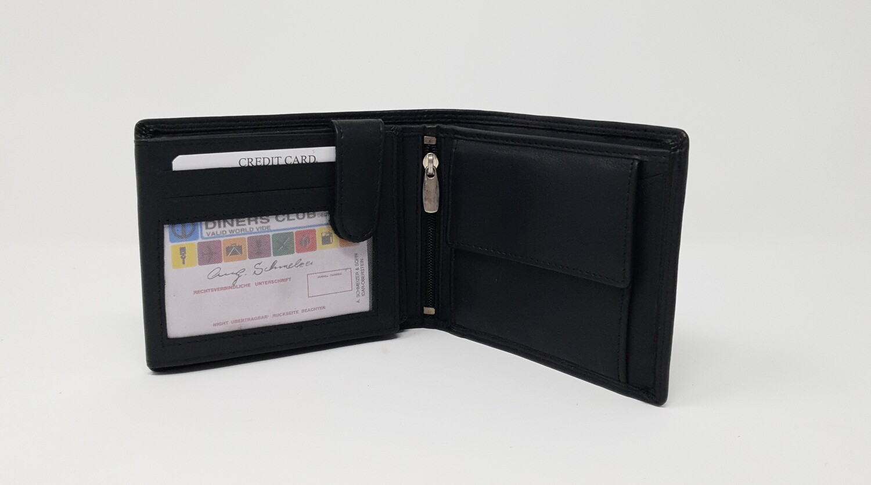 Men's Wallet calf leather