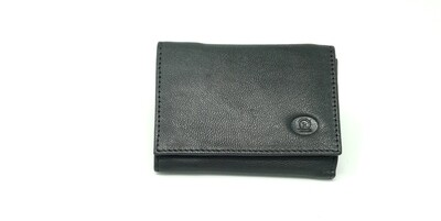 Men's wallet double-opened