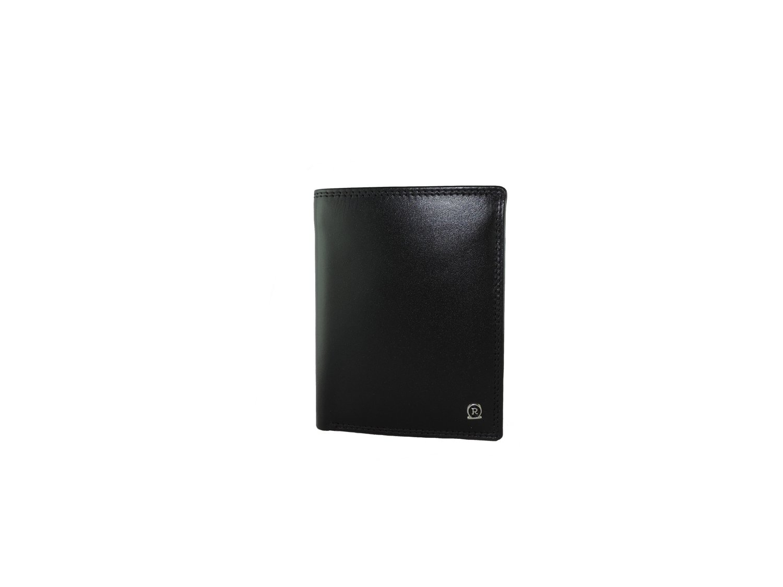 Men's classic wallet, Rogner Original Black