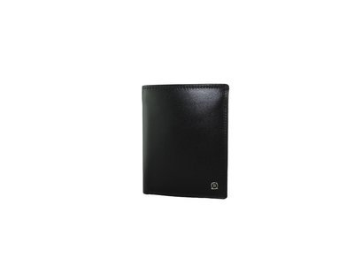 Men's classic wallet, Rogner Original Black