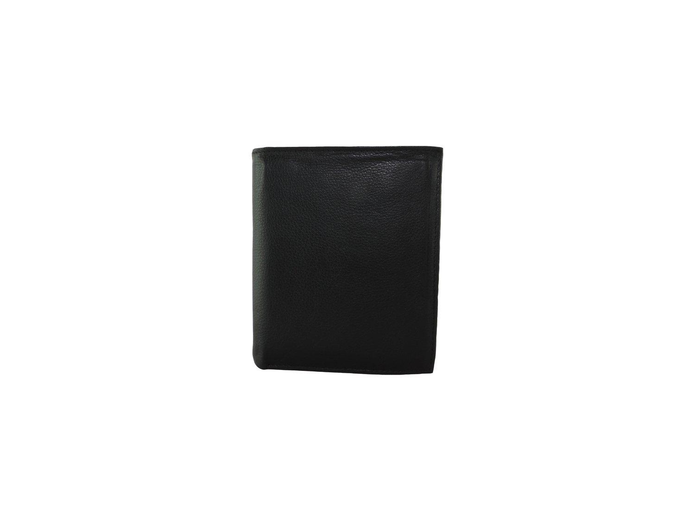 Men's wallet, soft, 21 cards