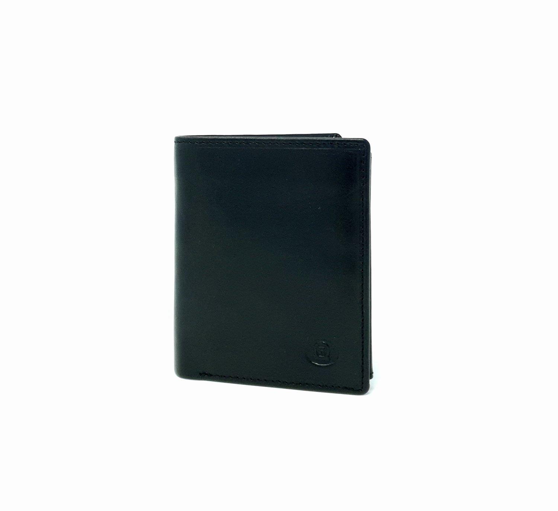 Men's wallet, classic, small