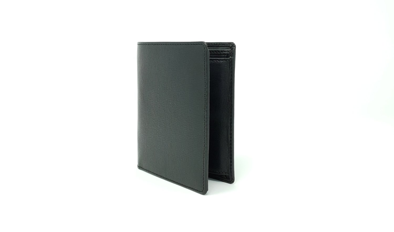 Men's wallet classic, saffiano leather