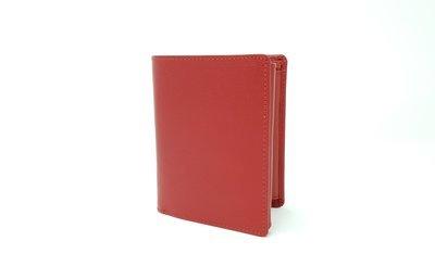 Women's purse saffiano leather, S-size, zip inside
