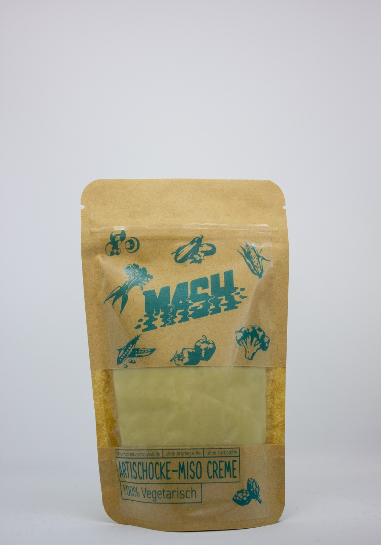 Artischocke - Miso - Creme