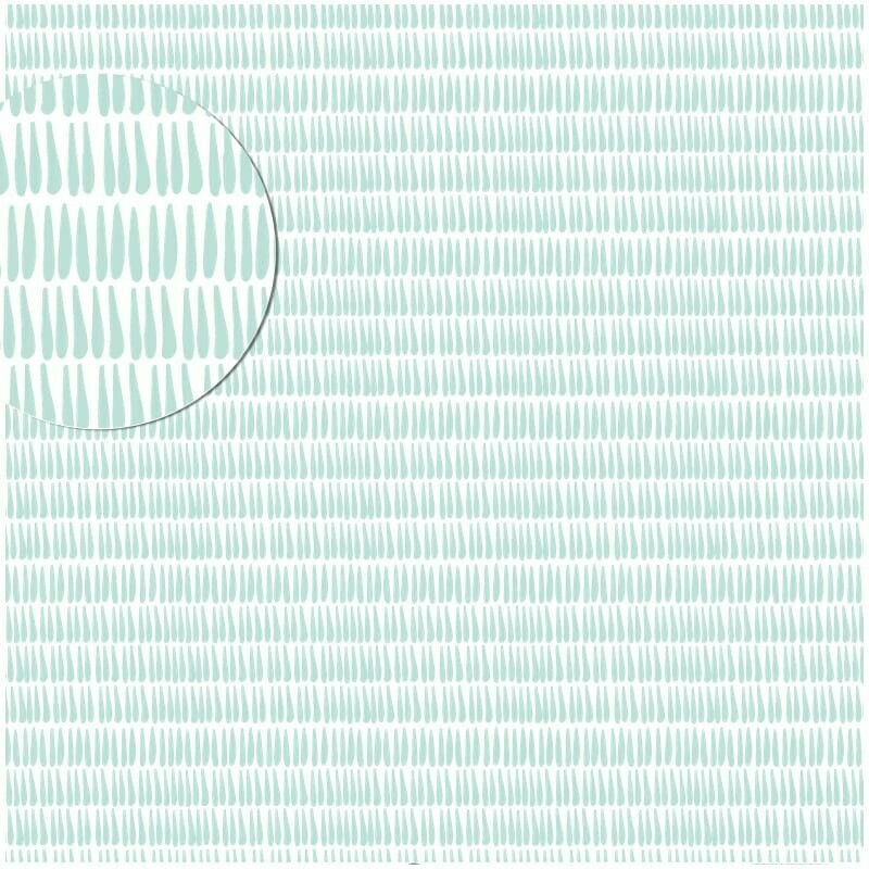 Overlay Turquoise Pastel - Graphique 1