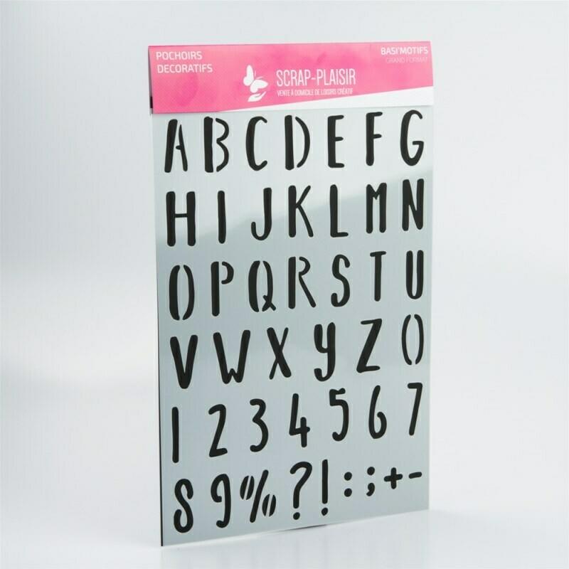 Alphabet majuscule