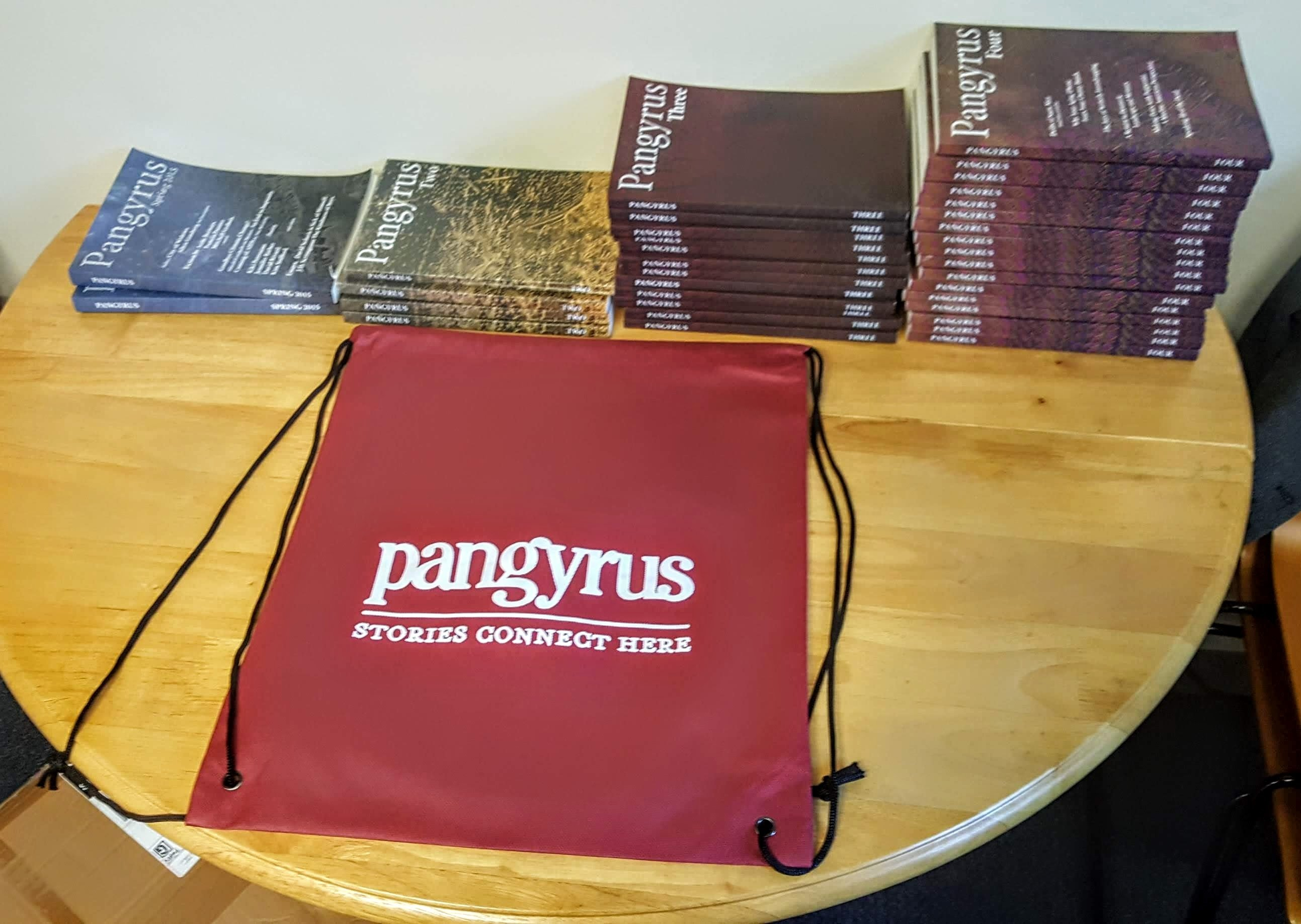 Pangyrus Drawstring Bag 001