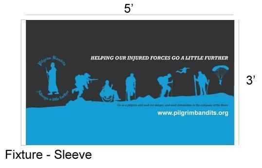 Pilgrim flag