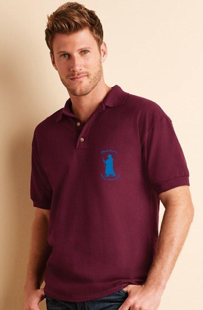 Pilgrim Maroon Polo Shirt