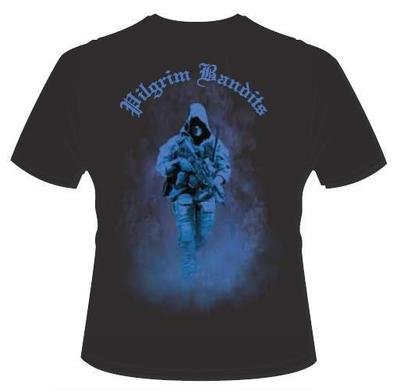 Cotton T-Shirt Pilgrim Shadow