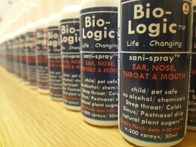 sani-spray tm  ENT (Box 20)  +-30ml