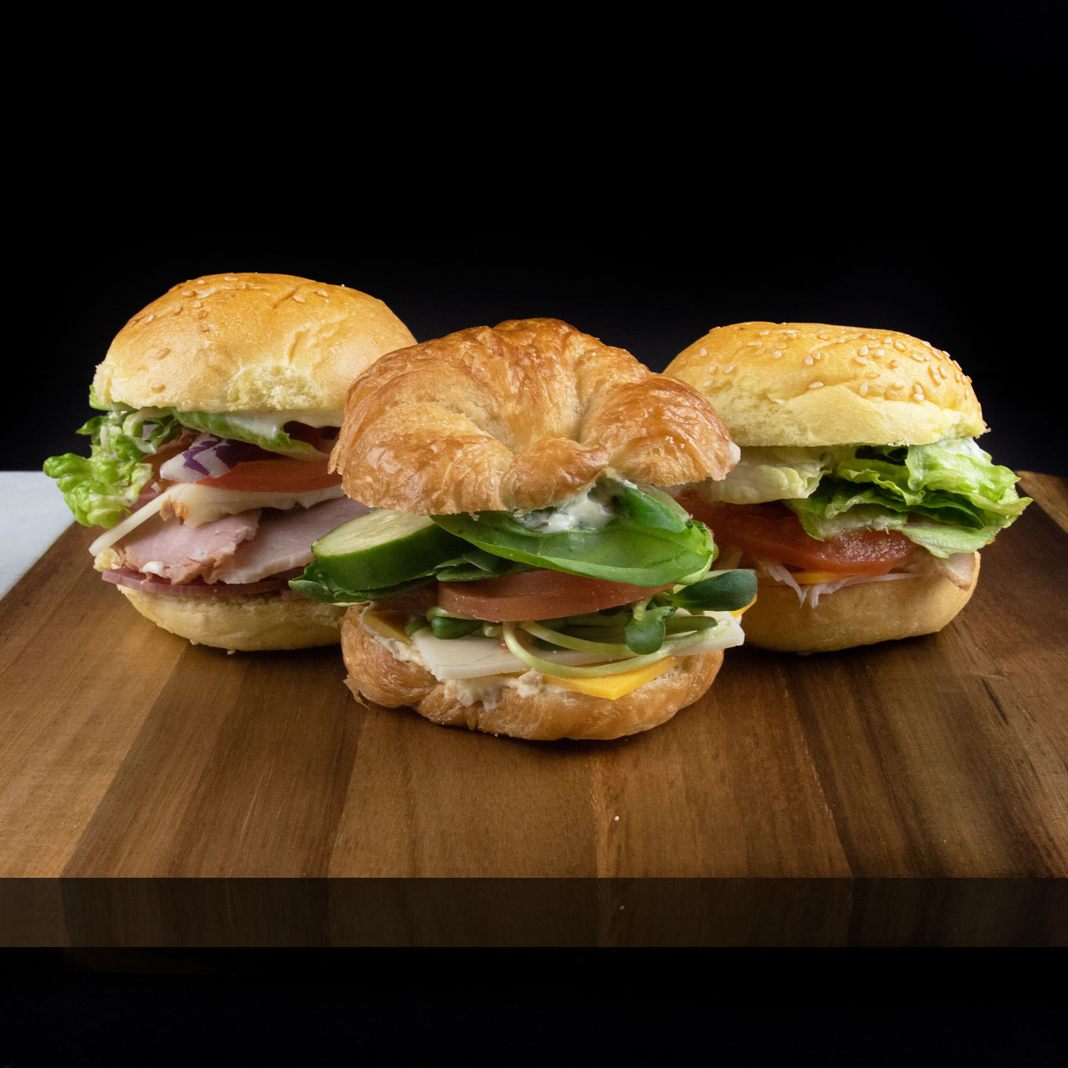 ASSORTED Slider Sandwich Tray