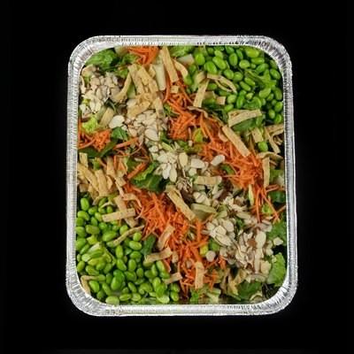Asian Salad Pan