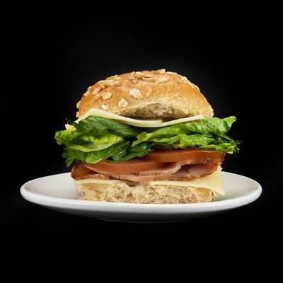 Ham & Swiss Slider Tray