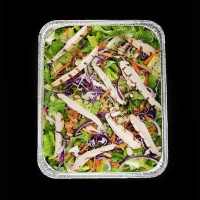 Thai Chicken Crunch Salad Pan
