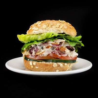 Chicken Feta Salad Slider Tray