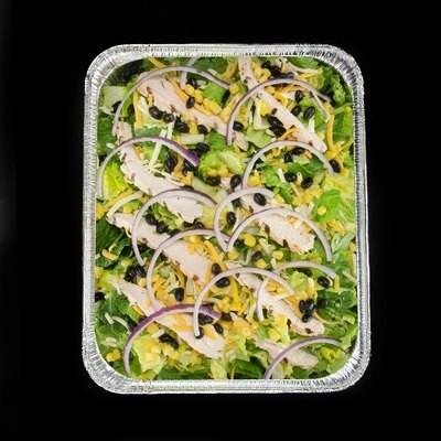 Chipotle Santa Fe Salad Pan