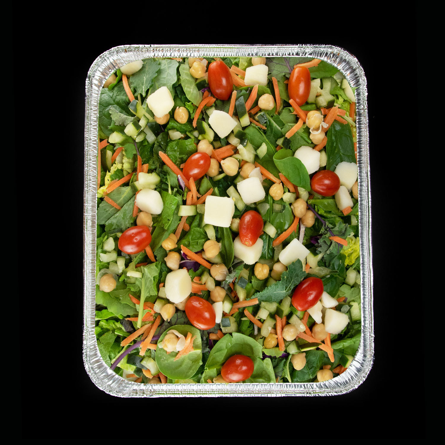 Palm Beach Salad Pan