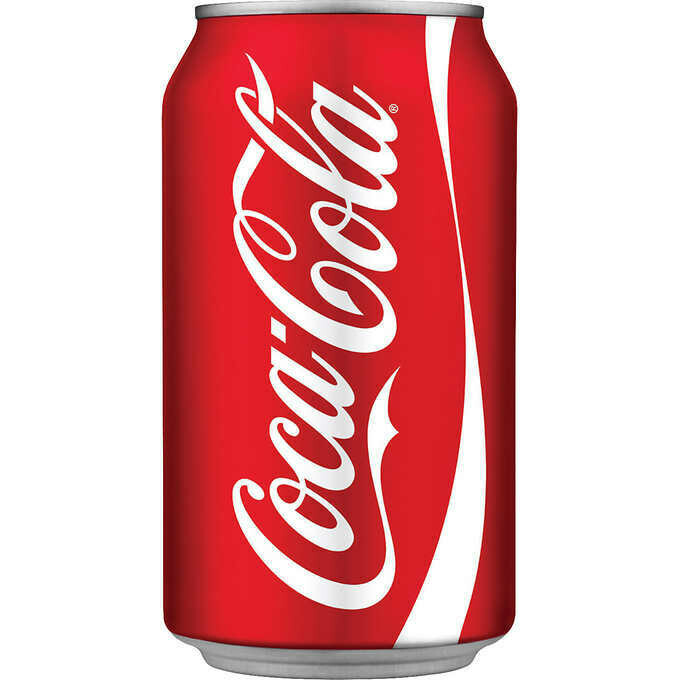 Coke 12oz Can