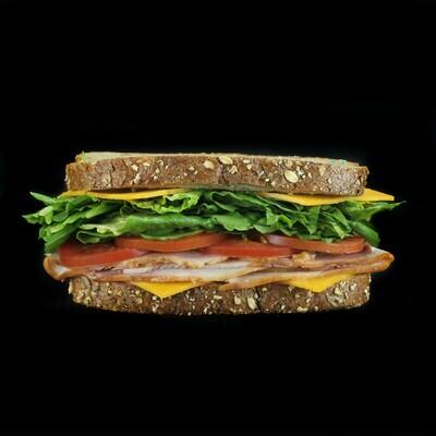 Turkey & Cheddar Whole Sandwich