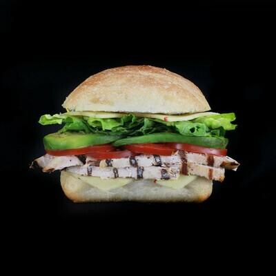 Santa Fe Whole Sandwich