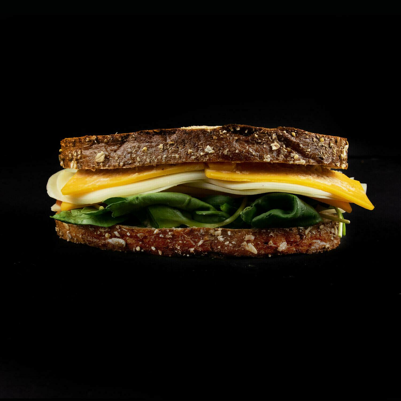 3 Cheese & Brie Whole Sandwich