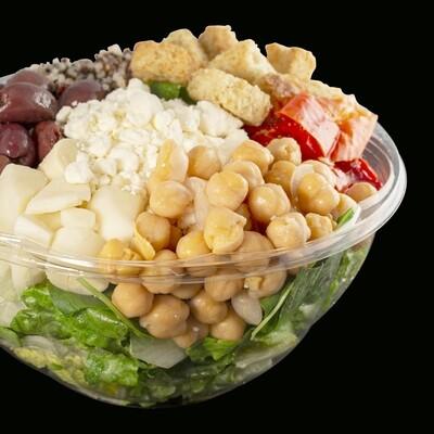 Mediterranean Full Salad