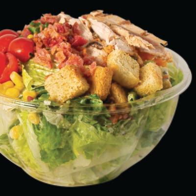 Iowa Cobb Full Salad