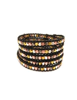 Tri-Color Dream Wrap Bracelet