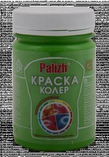 "Краска-колер акриловая ""Palizh"" (Зеленый сад)"