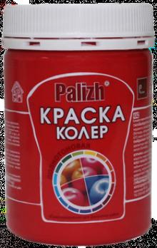 """Краска-колер акриловая """"Palizh"""" (Красный)"""