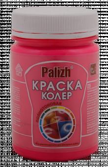 """Краска-колер акриловая """"Palizh"""" (Розовый флуоресцентный)"""
