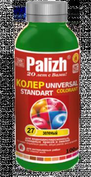 """Паста колер """"Palizh"""" 27 (Зеленый)"""